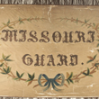 Flag of the Missouri Guard, Company G of the 1st Regiment