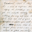 Letter from Slave Dorinda to Owner Hamilton Gamble