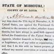 Loyalty Oath of A.G. Edwards