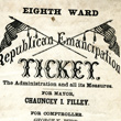 Radical Emancipation Ticket