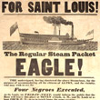 Broadside for the Steam Packet Eagle