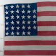 34-Star U.S. National Flag of the Eatons