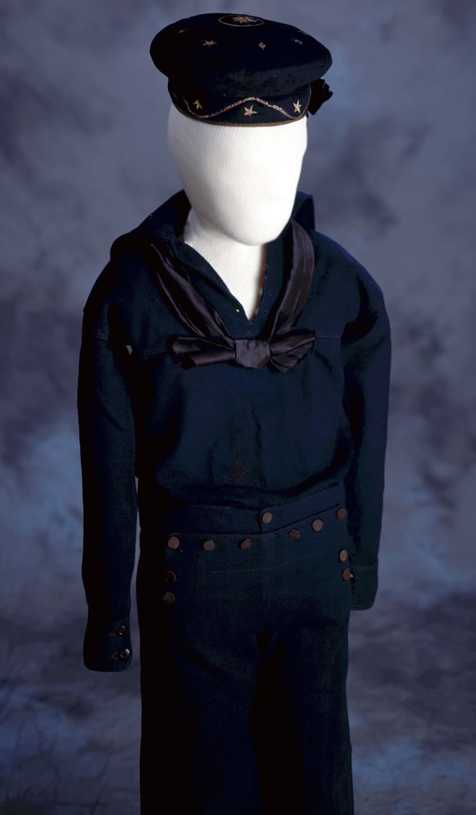 Home » Civil War Navy Uniforms